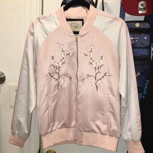 Japanese Flower Jacket
